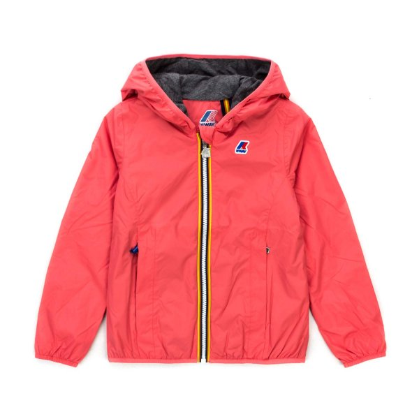 K-Way - LILY POLY JERSEY JACKET