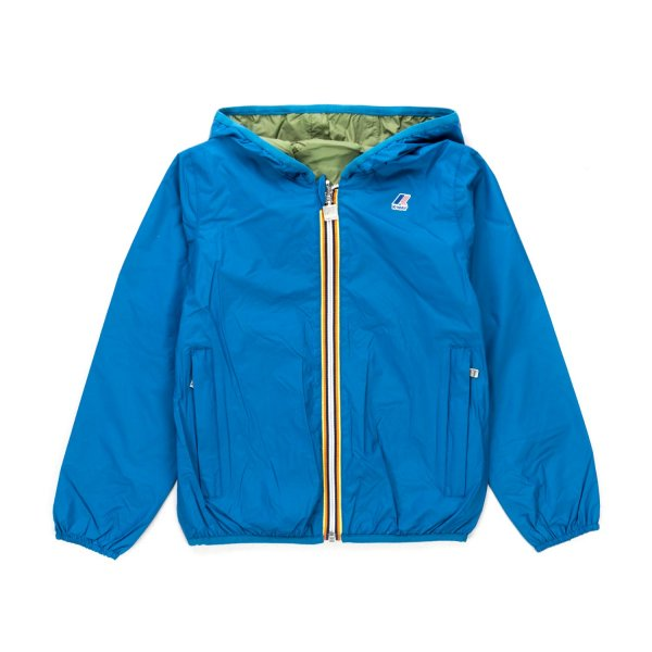 K-Way - BOYS JACQUES PLUS DOUBLE JACKET