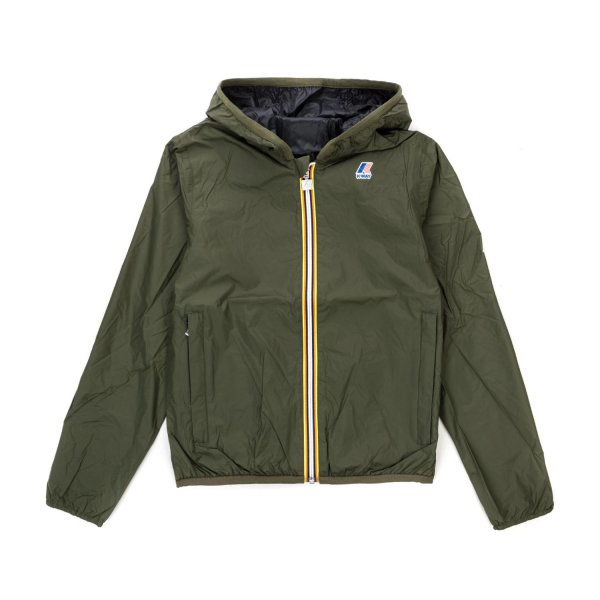 K-Way - BOY JACQUES PLUS DOUBLE JACKET