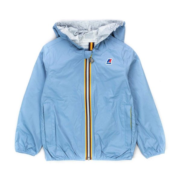 K-Way - BABY BOY JACK PLUS DOT JACKET