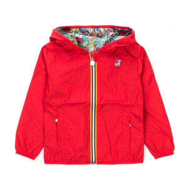 K-Way - LILY PLUS DOUBLE GRAPHIC JACKET