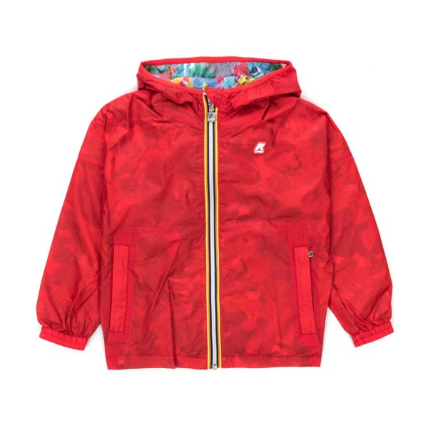 K-Way - MARIE DOUBLE MESH JACKET