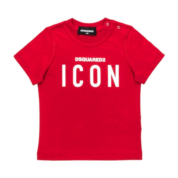 Dsquared2 - BABY BOY ICON T-SHIRT