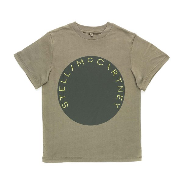 Stella Mccartney - LOGO T-SHIRT FOR GIRL