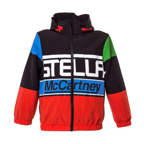 Stella Mccartney - UNISEX LOGO JACKET