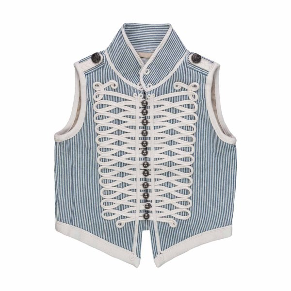 Stella Mccartney - BOY STRIPED VEST