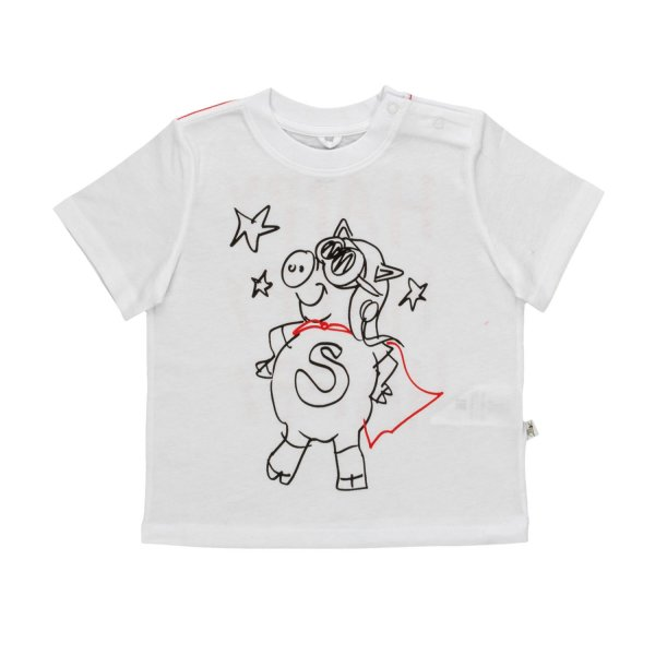 Stella Mccartney - BABY GIRL PRINTED T-SHIRT