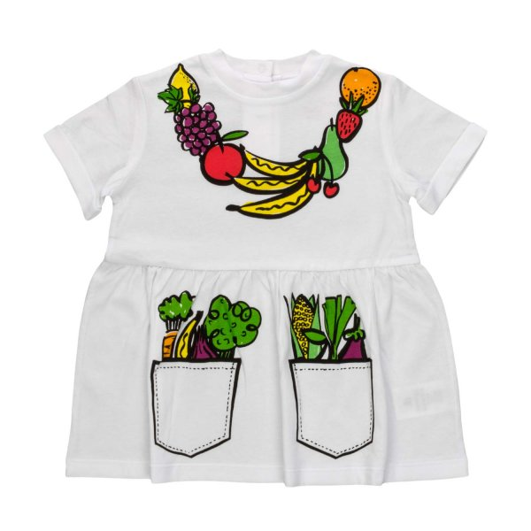 Stella Mccartney - BABY GIRL FRUIT DRESS