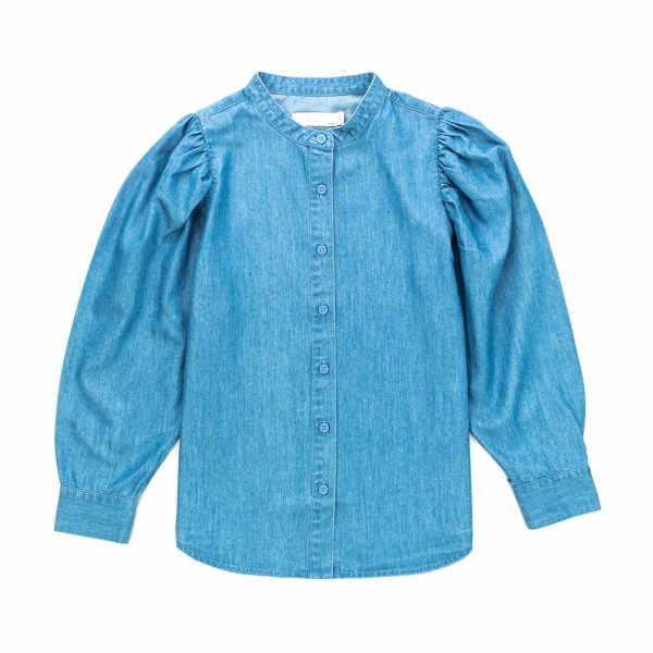 Stella Mccartney - GIRLS CHAMBRAY SHIRT