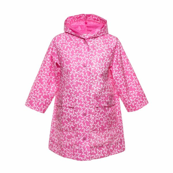 Stella Mccartney - PINK RAINCOAT FOR GIRLS