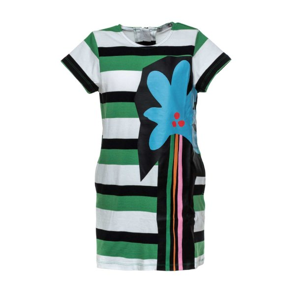 Stella Mccartney - STRIPED DRESS FOR LITTLE GIRLS