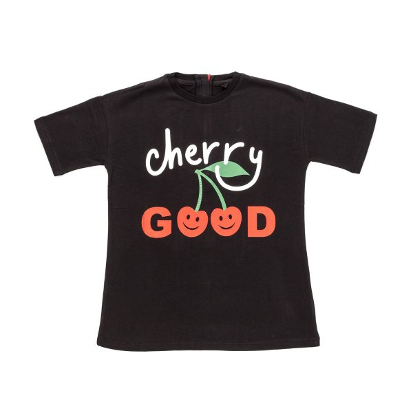 Stella Mccartney - CHERRY DRESS FOR GIRLS