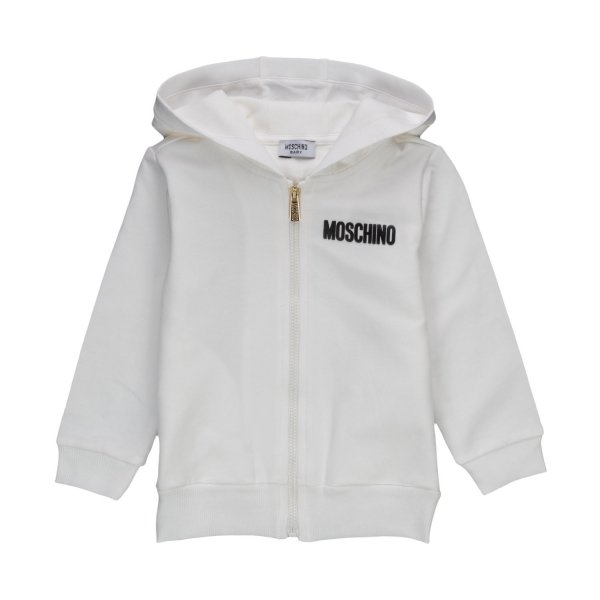 Moschino - ZIP UP HOODIE FOR BABY BOY