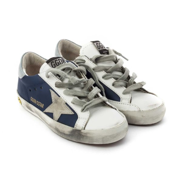 Golden Goose - BOY SUPERSTAR SNEAKERS