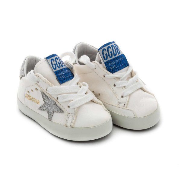 Golden Goose - SUPERSTAR SNEAKERS FOR BABY GIRLS