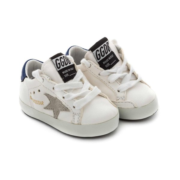 Golden Goose - SUPERSTAR SNEAKERS FOR BABY