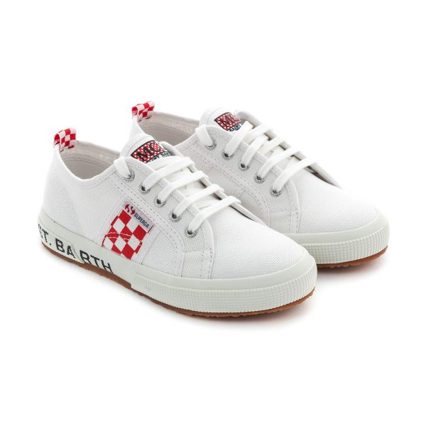 Mc2 Saint Barth - UNISEX SUPERGA SNEAKERS