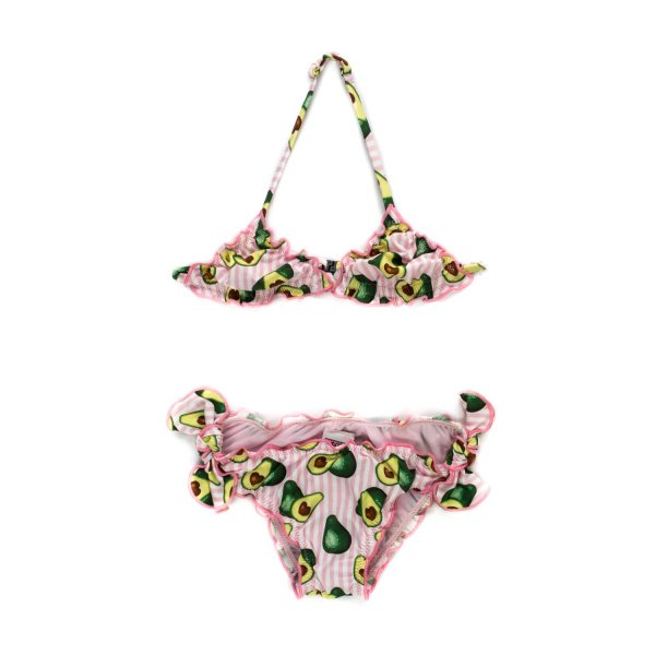 Mc2 Saint Barth - PINK BIKINI FOR GIRL