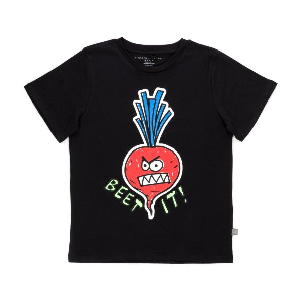 Stella Mccartney - VEG GANG T-SHIRT FOR GIRLS