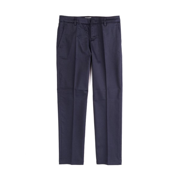 Dondup - BLUE COTTON TROUSERS FOR GIRLS