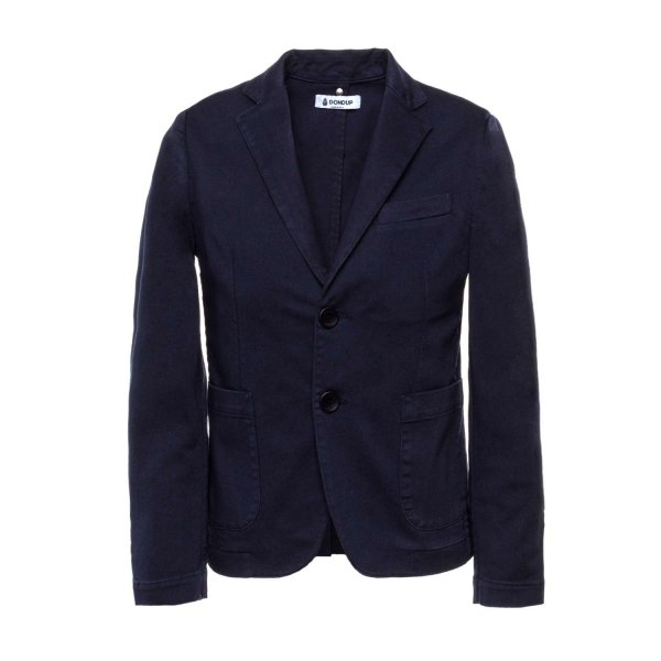 Dondup - BOY BLUE BLAZER JACKET
