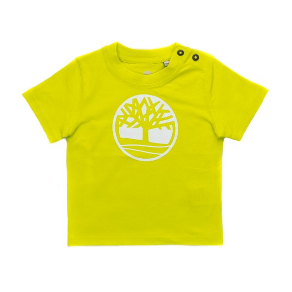 Timberland - COTTON T-SHIRT FOR BABY BOYS