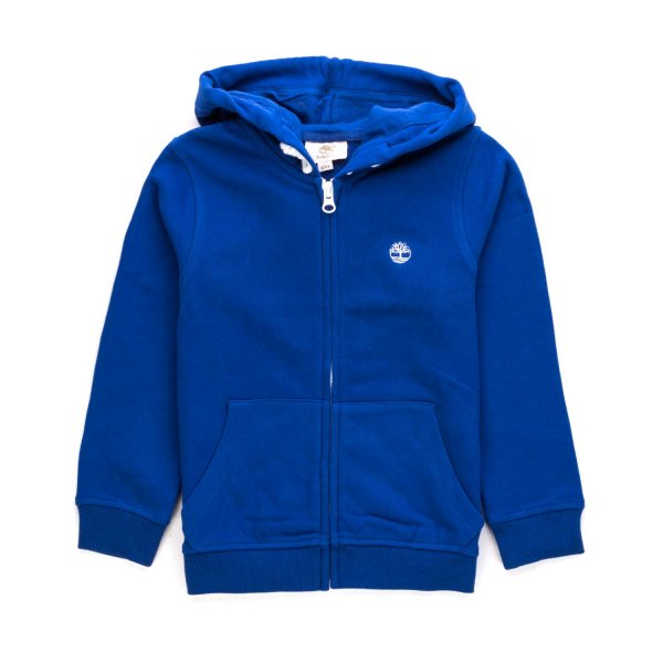 Timberland - ZIP CLOSURE HOODIE FOR BOYS