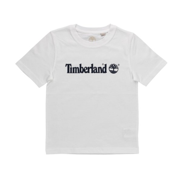 Timberland - LOGO PRINT T-SHIRT FOR BOYS