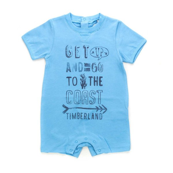 Timberland - SUMMER ROMPERS FOR BABY BOYS