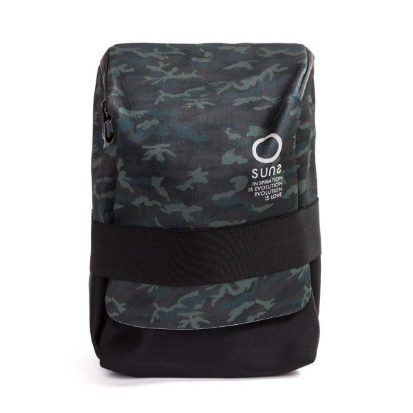 Sunstripes - CAMOUFLAGE BACKPACK FOR BOYS
