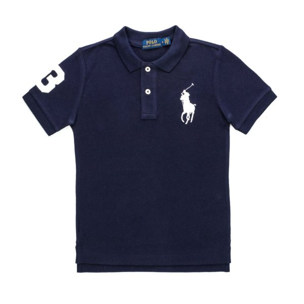 Ralph Lauren - LITTLE BOY BLUE POLO SHIRT
