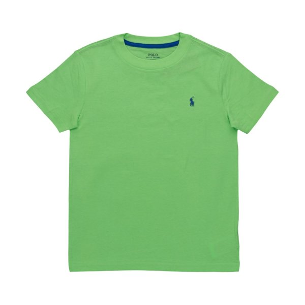 Ralph Lauren - GREEN T-SHIRT FOR BOY