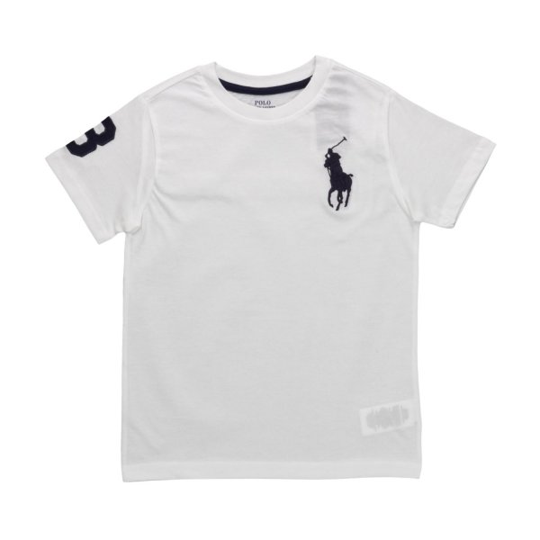 Ralph Lauren - BIG PONY T-SHIRT FOR BOYS