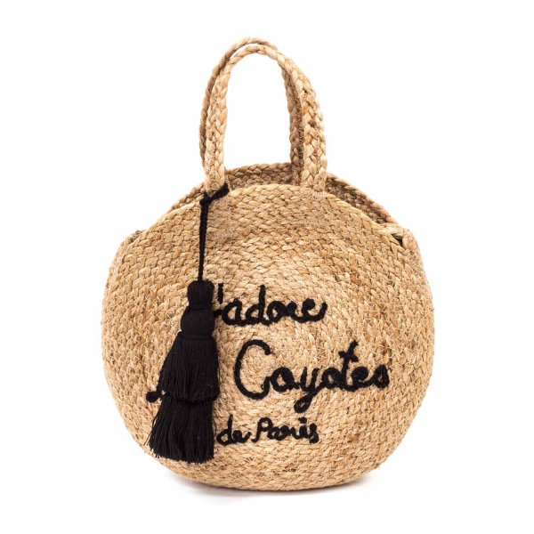 Les Coyotes De Paris - CIRCLE BAG FOR GIRLS