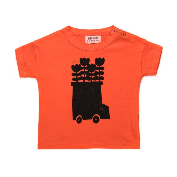 Bobo Choses - COTTON T-SHIRT FOR BABY GIRLS