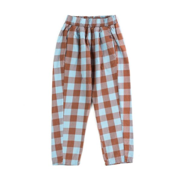 Bobo Choses - CHECK TROUSERS FOR BOYS