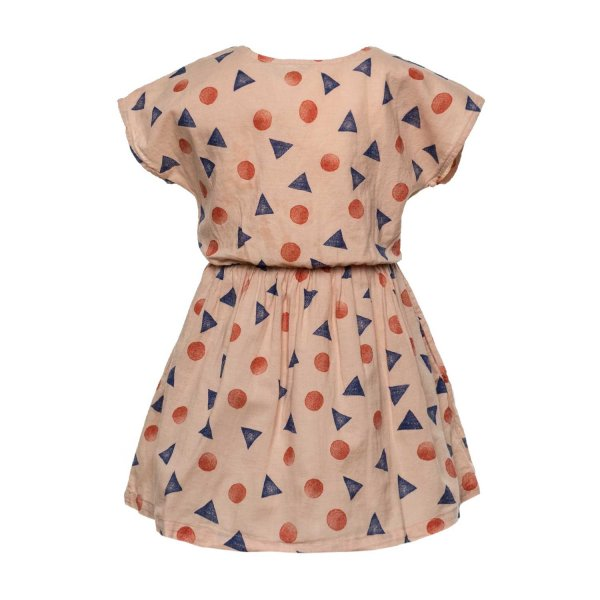 Bobo Choses - PINK PRINT DRESS FOR GIRLS