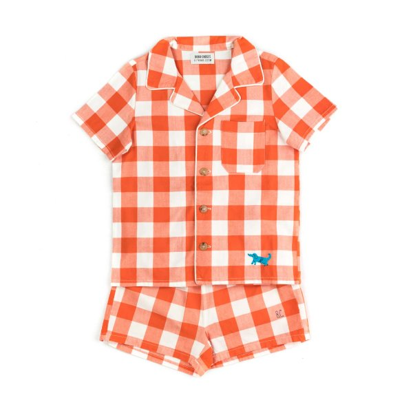 Bobo Choses - SHIRT AND SHORTS OUTFIT FOR GIRL