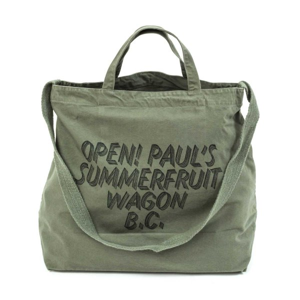 Bobo Choses - Cotton Shopper With Lettering