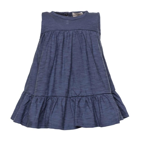 One More In The Family - BABY GIRL SUMMER DRESS