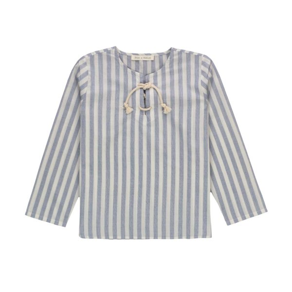 Zhoe & Tobiah - BABY BOYS STRIPED SHIRT