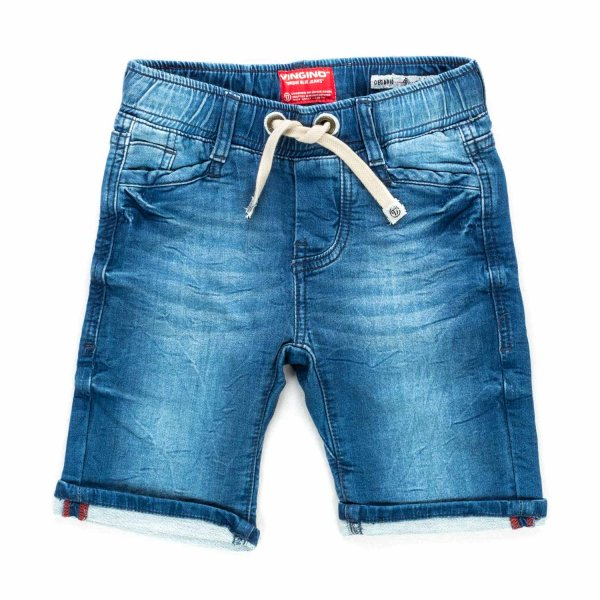 Vingino - DENIM SHORTS FOR BOY