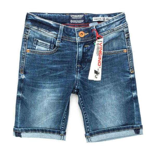 Vingino - DENIM SHORTS FOR BOYS