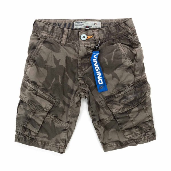 Vingino - CAMOUFLAGE SHORTS FOR BOYS