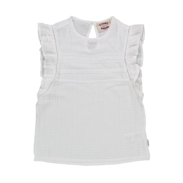Vingino - WHITE TOP FOR GIRL