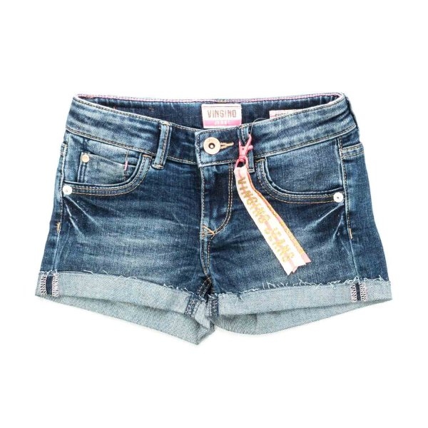 Vingino - DENIM SHORTS FOR GIRL