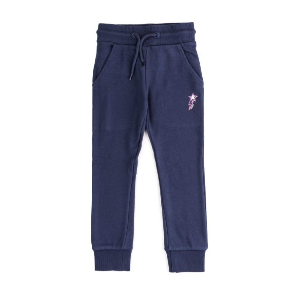 Vingino - BLUE SWEATPANTS FOR GIRL