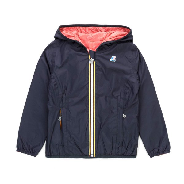 K-Way - LILY PLUS DOUBLE JACKET FOR GIRLS