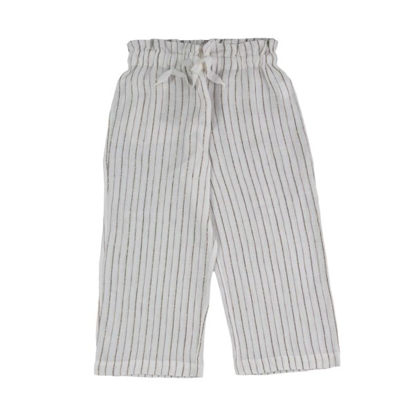 Zhoe & Tobiah - STRIPED TROUSERS FOR LITTLE GIRL