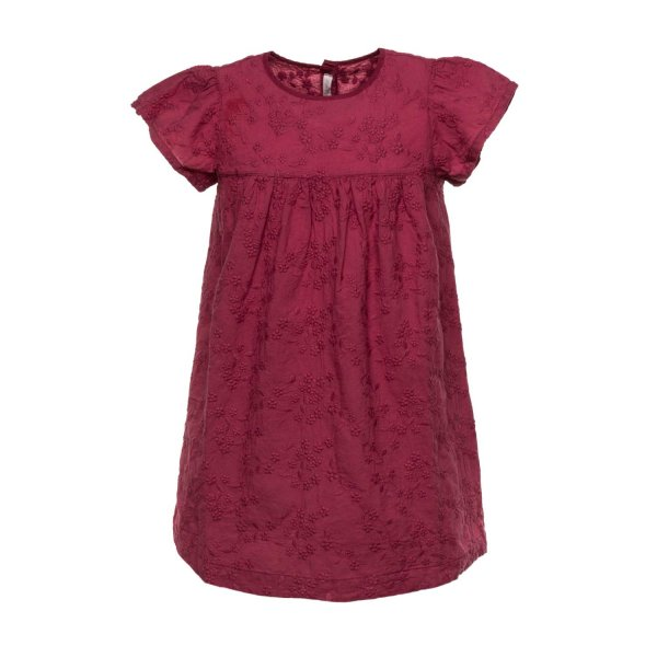 Zhoe & Tobiah - LITTLE GIRL EMBROIDERY DRESS